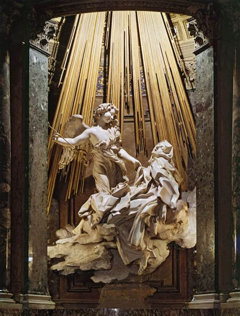 the ecstasy of being mythology and the collected works of joseph cbell books the ecstasy of teresa by bernini in the cornaro