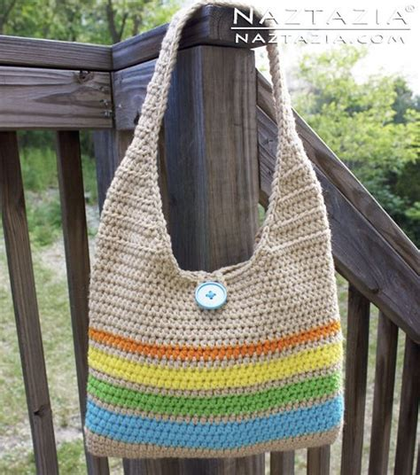 crochet tote bag pattern pinterest diy free pattern and tutorial easy beginner crochet tote