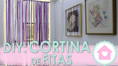 diy cortinas diy cortina de fitas wfashionista