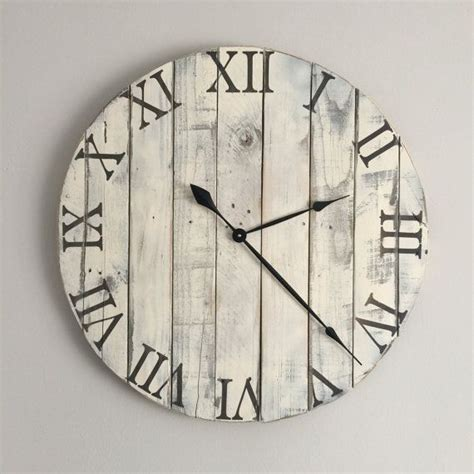 Hanging Wall Clock White 1 12 best wall clock images on big wall clocks