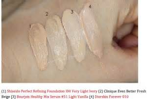 clinique even better foundation 04 chamois clinique foundations for yellow based skin tones