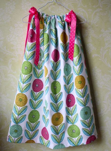 Pillow Dresses For Africa by 1000 Ideas About Pillowcase Dress Pattern On