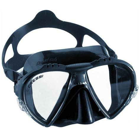 Masker Cressi cressi matrix mask spearfishing