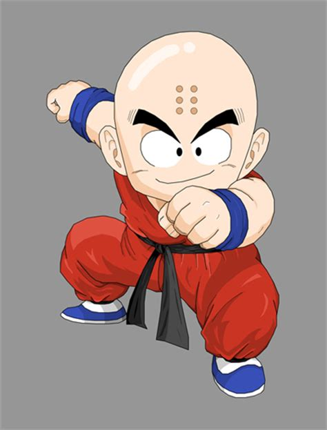 Original Scultures Krillin Kuririn New kid krillin new by dbzataricommunity on deviantart