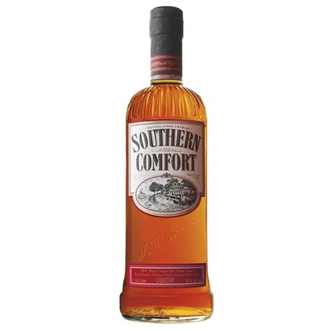 Southern Comfort Peach And Bourbon Liquor 1 14l
