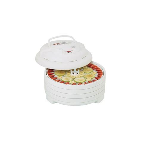 nesco professional 600w 5 tray food dehydrator fd 75pr nesco gardenmaster 4 tray expandable food dehydrator fd 1040 the home depot