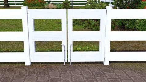 equestrian fence gate briar vale