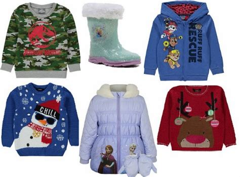 20 children s clothing asda george