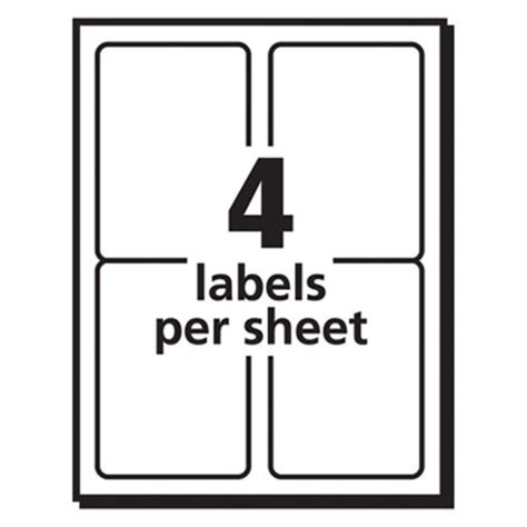 avery 8168 labels
