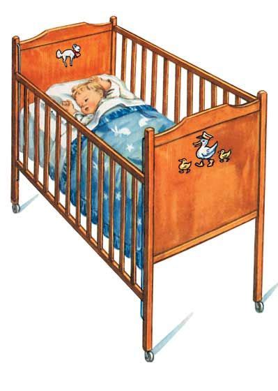 Retro Baby Cribs Best 25 Vintage Baby Cribs Ideas On Antique Crib Troline Springs And Vintage Crib