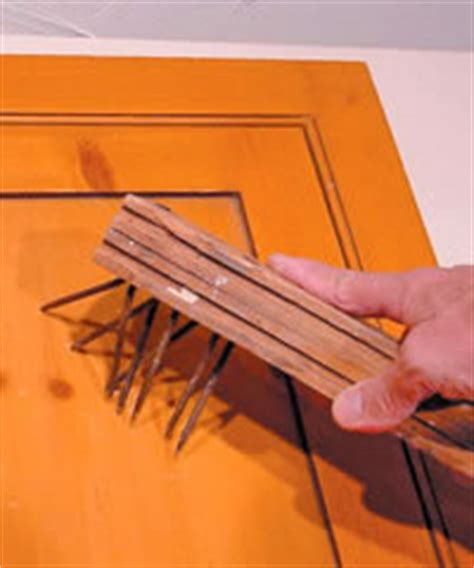 faux wood painting tools faux effects distressed wood surfaces paintpro magazine