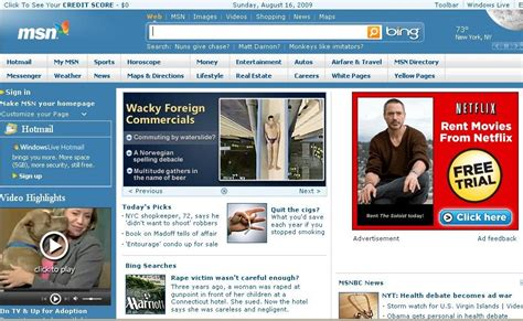 the msn home page assignment lanka for networks it