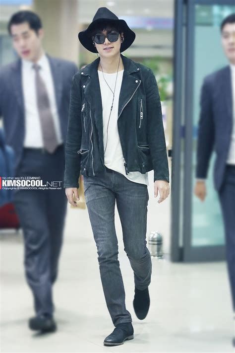 Jaket Style Min Ho 1000 images about min ho on min shanghai and airport fashion