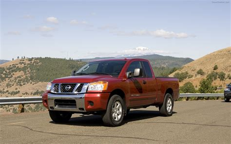nissan titan nissan titan 2010 widescreen car picture 07 of 14