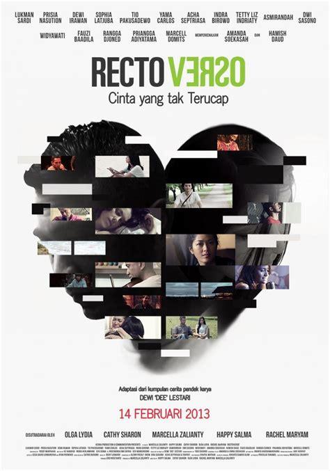 Rectoverso Lestari N rectoverso 2013 filmaffinity
