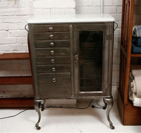 Vintage Dental Cabinet by Vintage Dental Cabinet At 1stdibs
