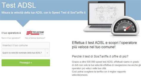 test adsl wifi test velocit 224 adsl wifi 3g 4g tim vodafone wind h3g