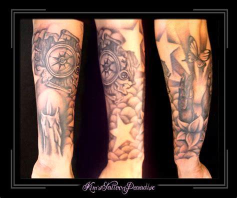 tattoo arm zon zon kim s tattoo paradise