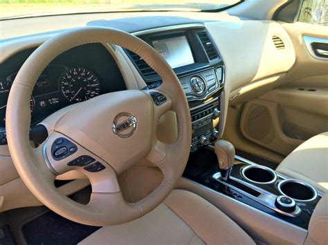 nissan pathfinder 2015 interior nissan pathfinder test drive to the alabama gulf coast
