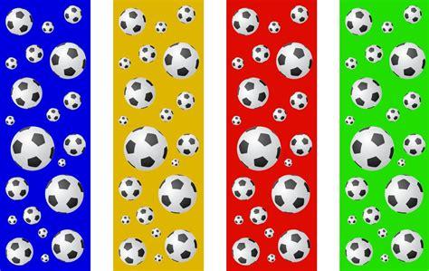 printable bookmarks sports cjo photo printable bookmarks soccer balls