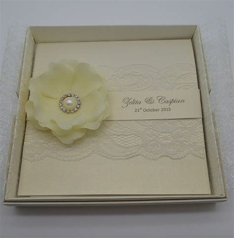 Personalised Wedding Cards Handmade - luxury handmade personalised wedding stationery