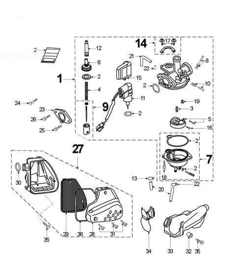 Carburator Assy Vario peugeot speedfight 2 50 x race carburetor
