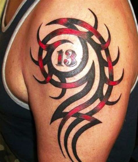 red and black tattoos tribal tattoos and designs page 572