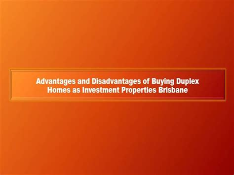 duplex flash card template advantages and disadvantages of buying duplex homes as