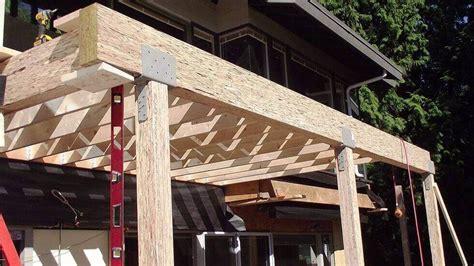 Patio Construction Deck Construction Installation Design Vancouver