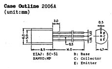 transistor d438 pinout d438 datasheet d438 pdf pinouts circuit sanyo gt panasonic