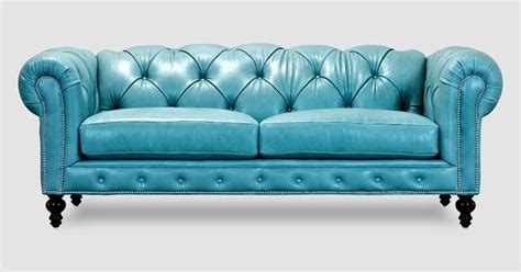 tiffany blue sofa tiffany blue leather chesterfield sofas armchairs