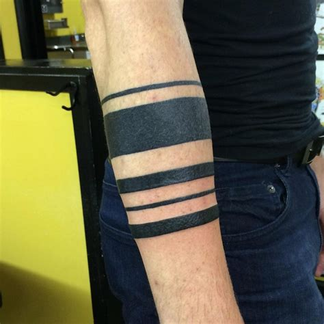solid black armband tattoo meaning 95 significant armband tattoos meanings and designs 2018