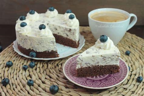 kuchen creme rezept stracciatella torte backen mit stracciatella creme