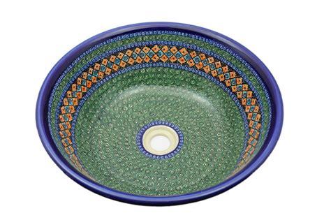 bemalte keramik waschbecken anitke waschbecken gr 252 n