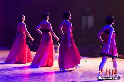 new year gala show 2016 catwalk staged in s prison china org cn