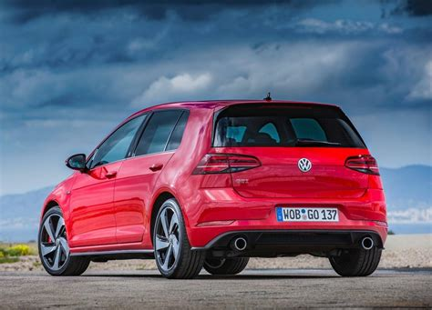 Volkswagen Gti by Revealed Performance Pack For 2017 Volkswagen Golf Gti