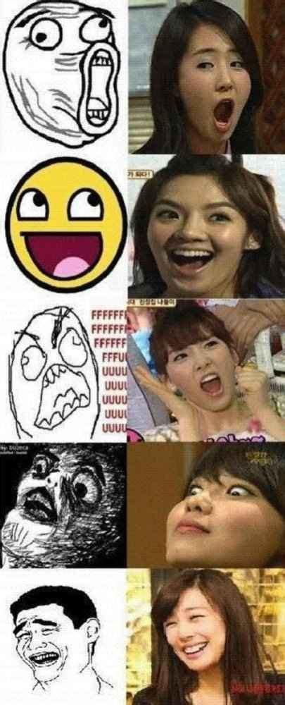 Snsd Funny Memes - creepy internet memes snsd korean