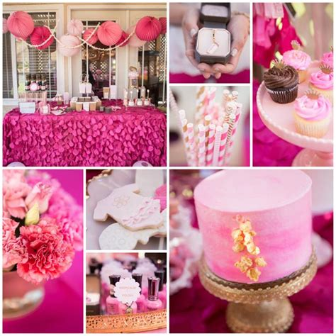 themes girl baby shower kara s party ideas juicy couture baby shower party ideas