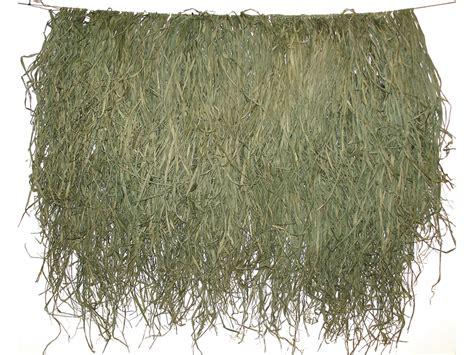 Duck Blind Grass Mats by Beavertail Ghillie Grass Mat Blind Material