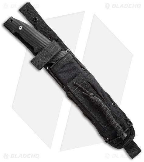 mil tac knives mil tac cs1 tanto fixed blade knife black g 10 6 25