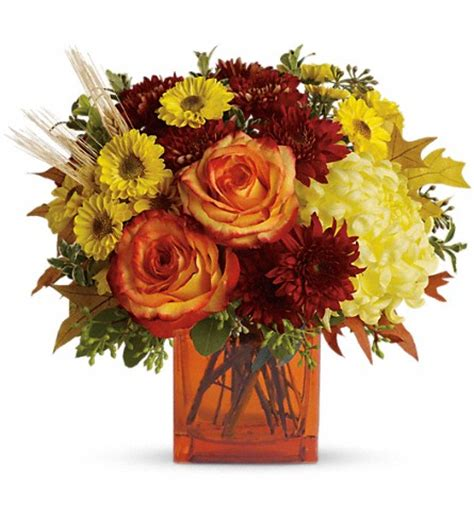 Teleflora Florist by Fall Flowers Delivery Elkton Md Fair Hill Florists