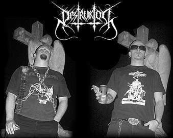 Kaos Musik By Headbanger Shop by Destruktor Opprobrium Mc Kvlt Shop