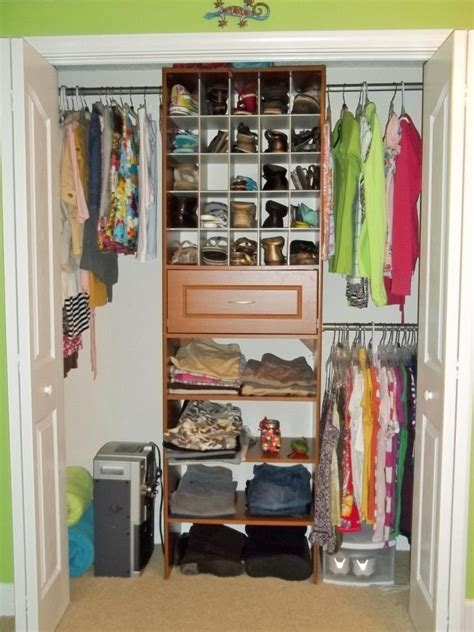 Clothes Closet Design Clothes Closet Design Ideas From White Wire Mixed