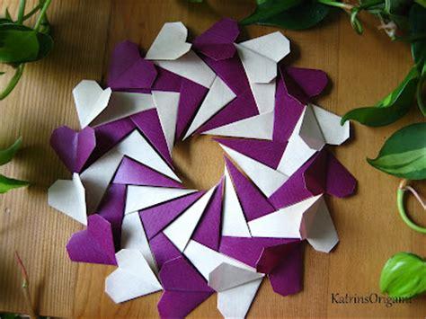 tutorial origami in italiano come fare ghirlanda di fiori origami videotutorial