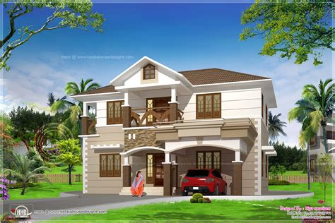 beautiful indian home design in 2250 sq feet kerala home 4 bedroom villa in 2250 square feet kerala home design