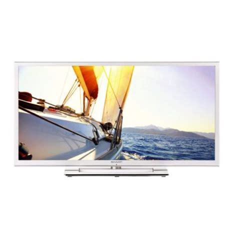 Tv Led Sharp Aquos 32 Inch Lc 32le240m sharp 32 inches led tv lc 32le350m white price specification features sharp tv on sulekha