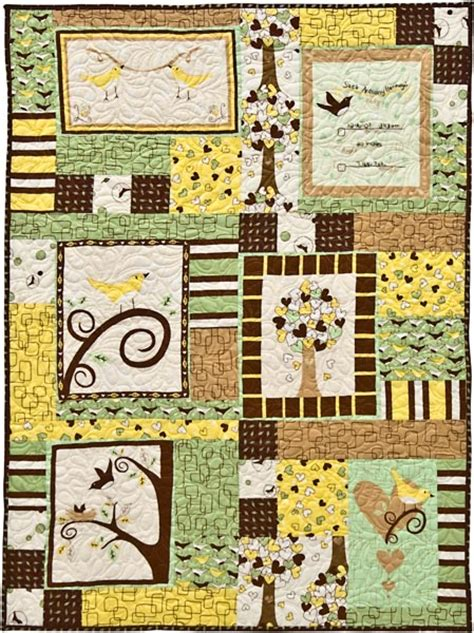 Panel Quilts Free Patterns by Quilt Patterns Using Fabric Panels