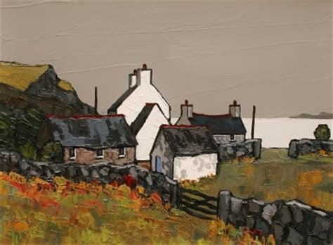 David Barnes Mba by Artist David Barnes Cardigan Coastal Farm
