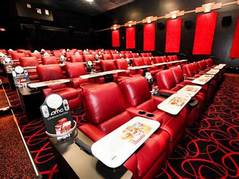 amc plush recliners plush recliners and a full dinner menu let s go to the