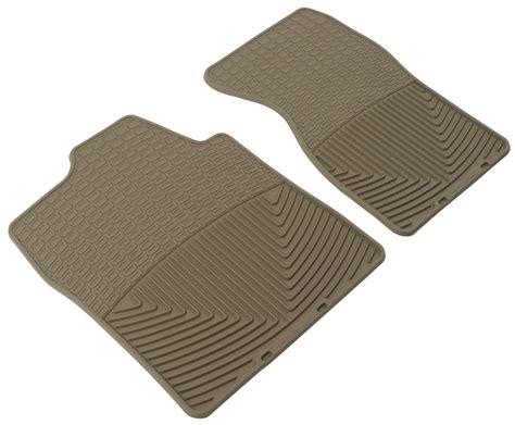 2003 chevrolet tahoe weathertech all weather front floor mats tan